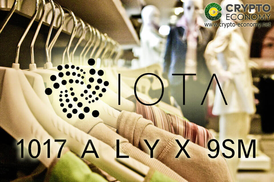 IOTA [MIOTA] – Avery Dennison and EVRYTHNG Partner with ALYX to Launch a Provenance Tracker on the IOTA Blockchain