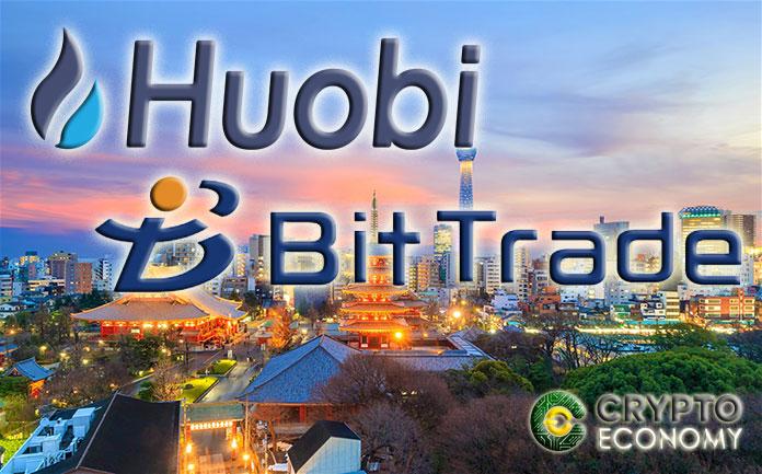 Huobi Global realizó la adquisición a través de su filial japonesa Huobi Japan
