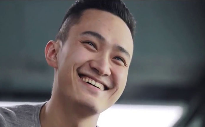 Justin Sun was faithful in affirming his belief in a crypto world
