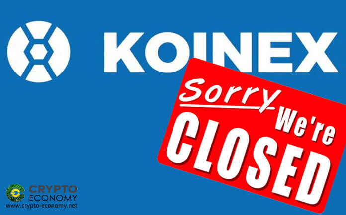 Koinex Crypto Exchange Closes Its Doors in India