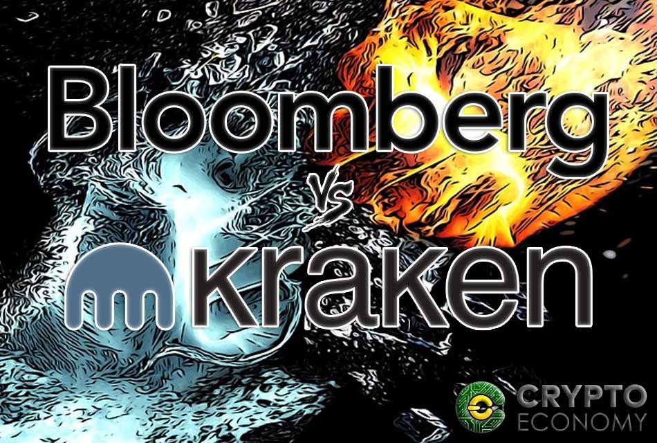 kraken responds to bloomberg about his accusations of tampering with tether