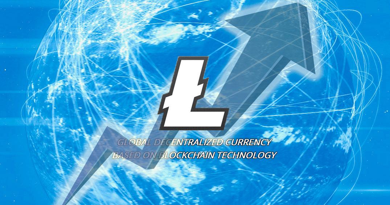 Litecoin price raises