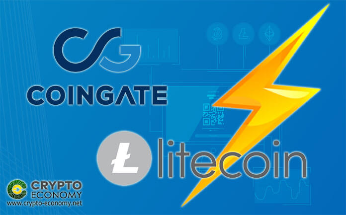 Coingate finally activates support for the Litecoin Lightning Network [LTC]
