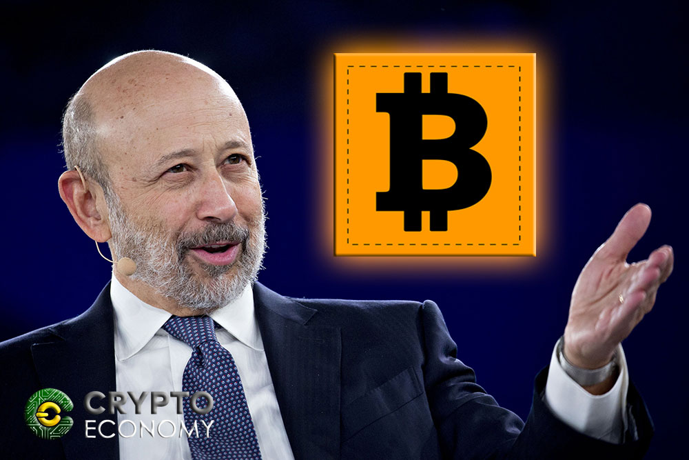Goldman Sach's CEO Thinks Cryptocurrency Could Have Global Usage