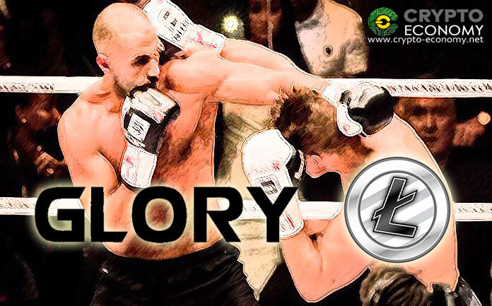World's Premier Kickboxing Organization GLORY Gets into New Partnership with Litecoin Foundation