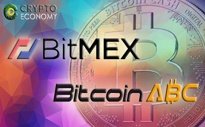 BitMEX chooses to support Bitcoin ABC