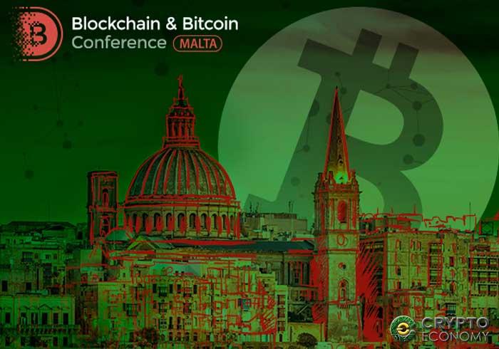 malta blockchain event