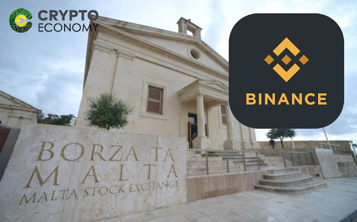 Binance Partners with Malta Stock Exchange to Launch a New Exchange of security tokens