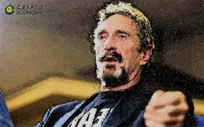 """McAfee Thinks That Bitcoin [BTC] at $1 Million by 2020 Is """"Conservative"""""""