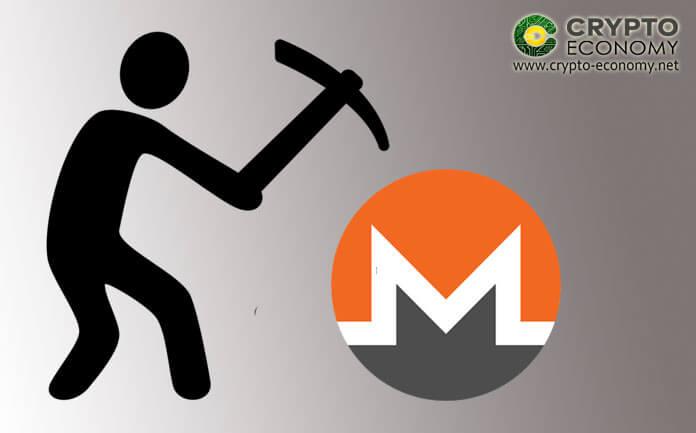 cryptocurrency Monero (XMR)
