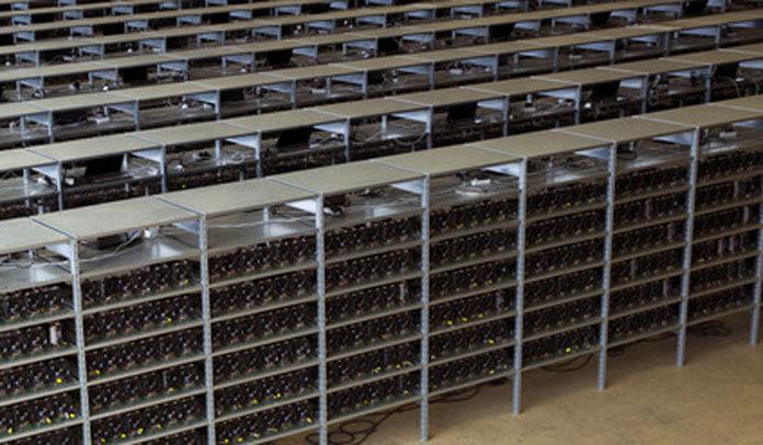 Mining Bitcoin in China