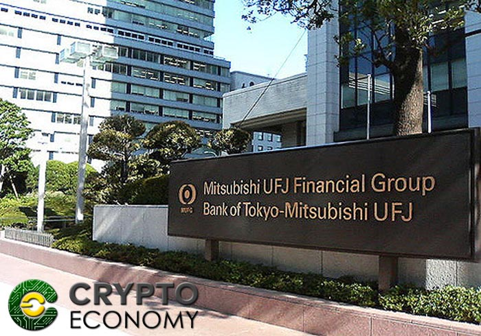 mitsubishi ufj group cryptocurrency 2019