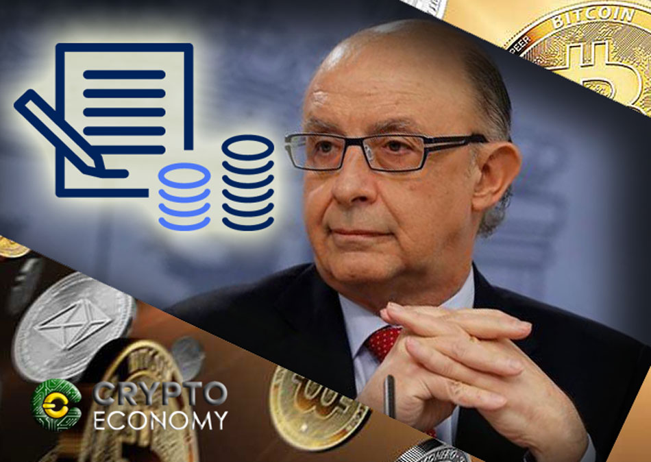 The Minister of the Spanish hacienda Montoro bent on controlling Bitcoin