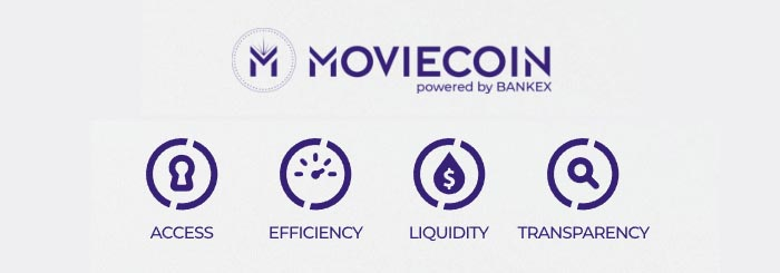 ico moviecoin blockchain and cryptocurrencies in the cinema