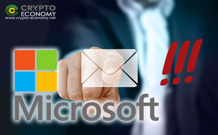 Microsoft user account security breach allows hackers to steal cryptocurrencies