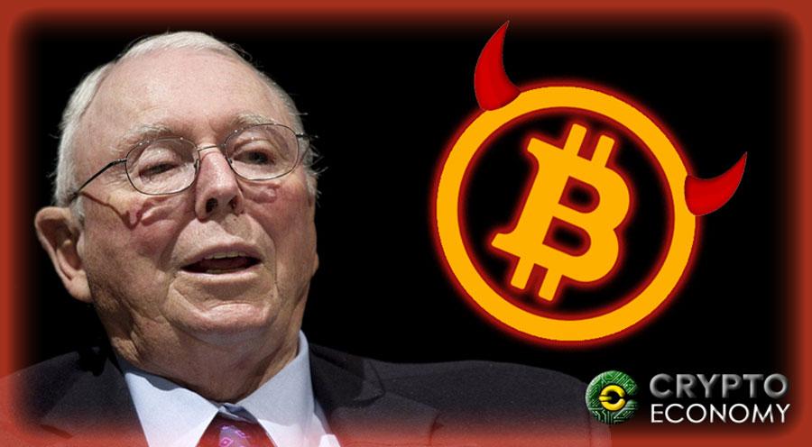 Charles Munger Bitcoin opinión