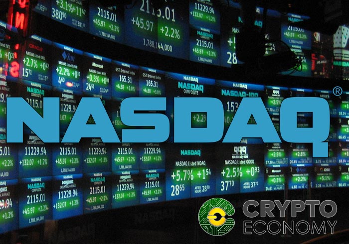 Nasdaq interested party in turning in exchange of crypto