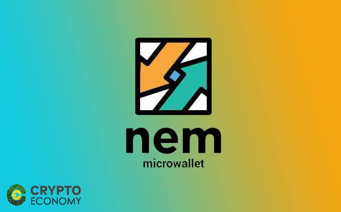 NEM Microwallet: A New Wallet for NEM [XEM]