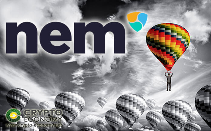 NEM [XEM] publishes earnings of more than 50% intraday after Catapult update
