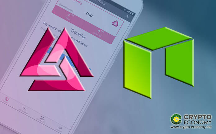 Trinity Protocol (TNC) Announces Direct Integration with Neo-GUI