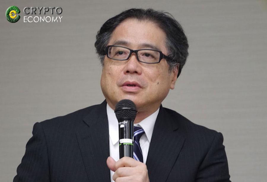 a court entrusted the assets of the company to Nobuaki Kobayashi
