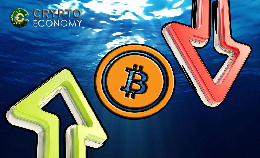 Bitcoin fluctuation