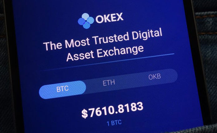 Hong Kong headquartered cryptocurrency exchange, OKEX
