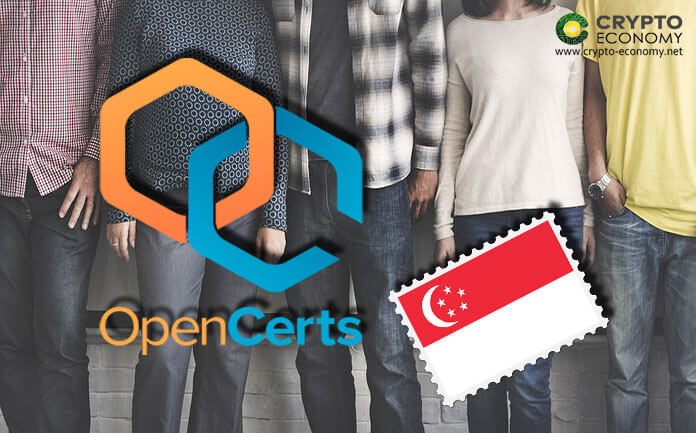 Opencerts: Singapore to Issue Digital Certificates Based On Blockchain Technology to Its Graduates