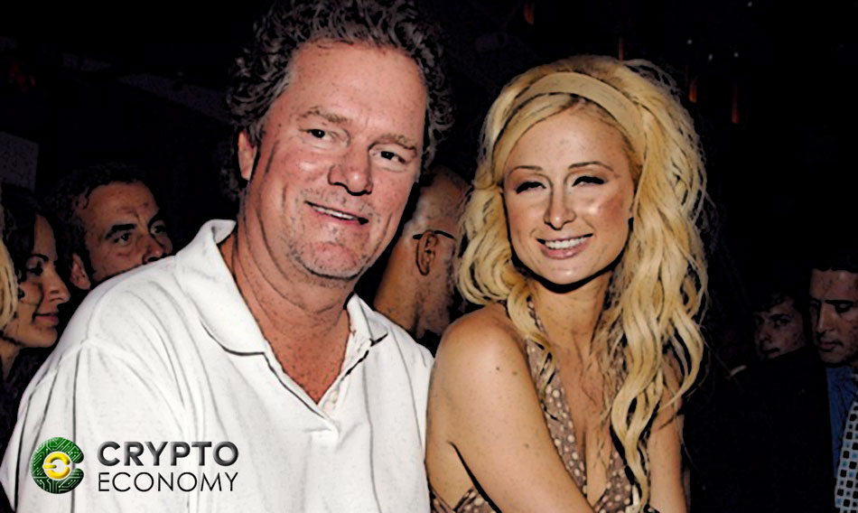 Paris Hilton's father to sell property through cryptocurrencies