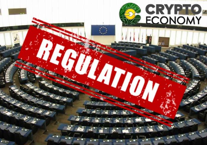 European parliament regulates criptomonedas