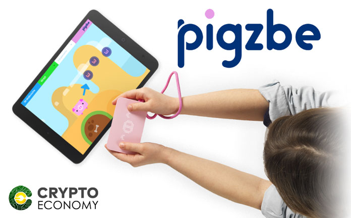 Pigzbe: an educational and reliable wallet for children