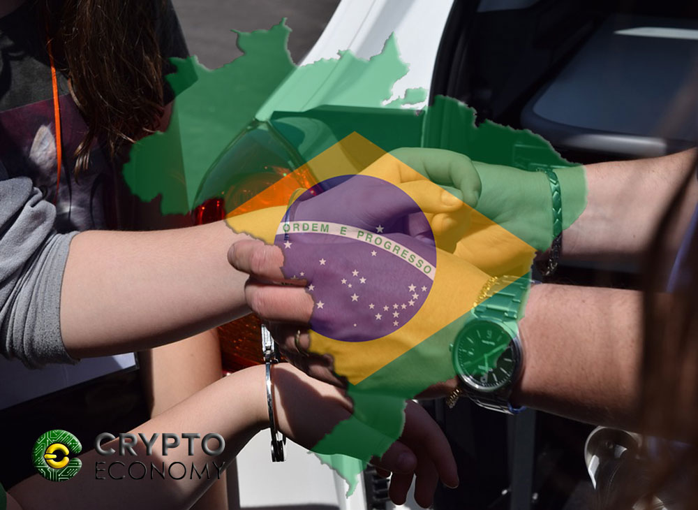 28 stolen Bitcoins were recovered by the Brazilian Police