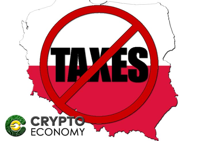 tax cryptocurrency ministry finance poland