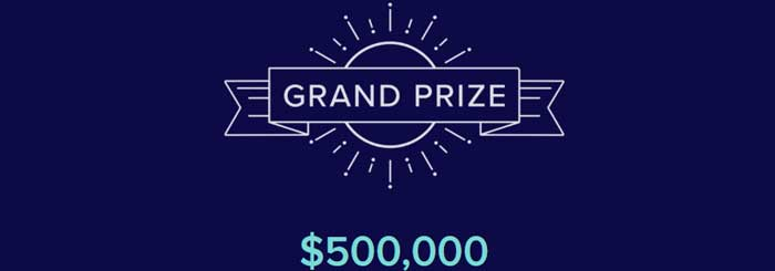hackathon prize