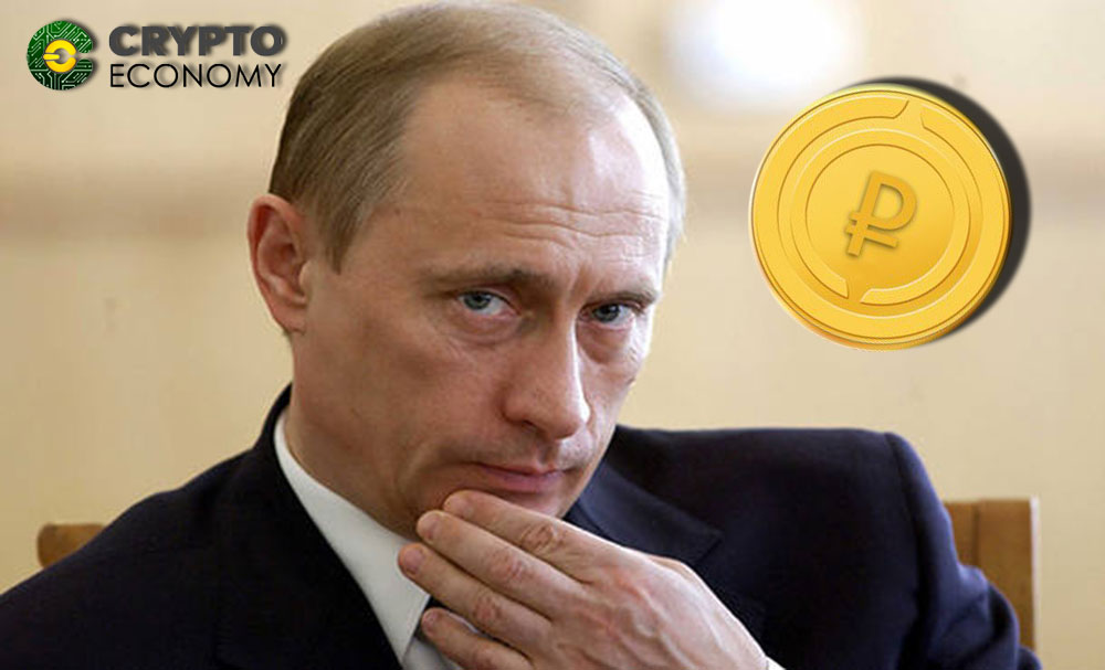 Russia cannot have its own cryptocurrency, says Putin
