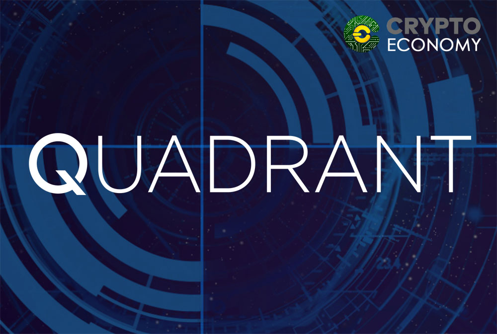 Quadrant: a global data constellation