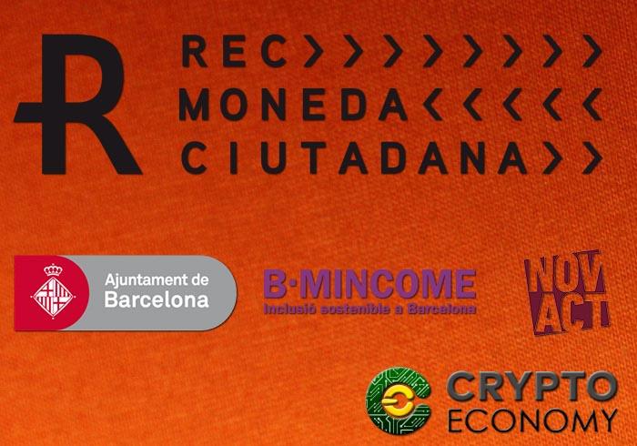 REC la moneda ciudadana creada por barcelona