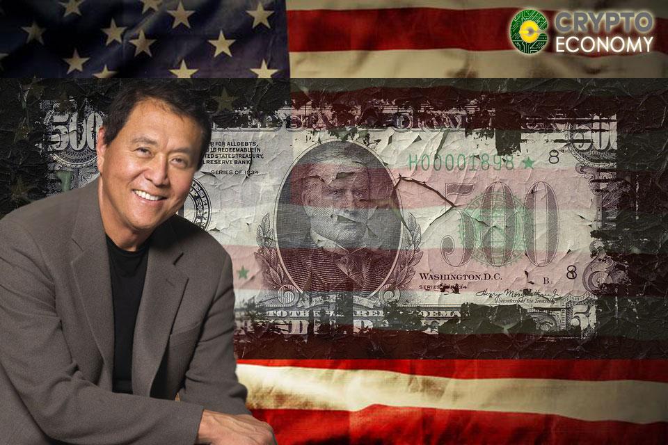 Rich Dad, Poor Dad author says Dollar is a fraud