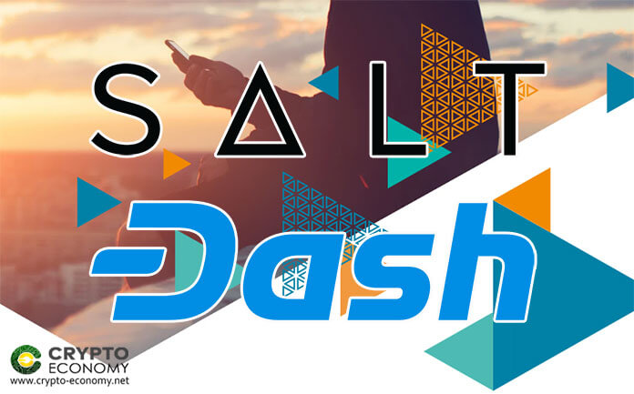 [DASH] – Crypto Lending Platform Salt Adds Support for Dash as Collateral