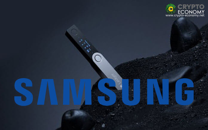 Samsung Invests $2.9M into Ledger Hardware Wallet