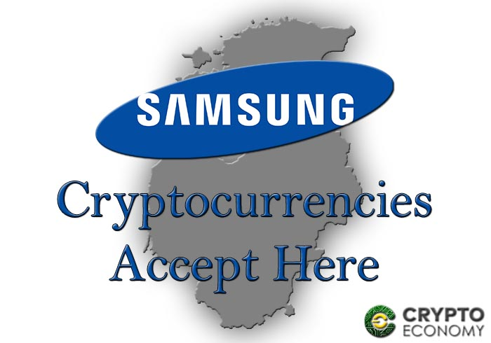 Samsung will agree cryptocurrencies in Baltic countries