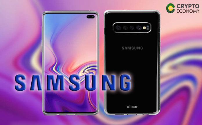 Samsung Galaxy S10 Features ''Samsung Blockchain KeyStore'' With Ethereum Support