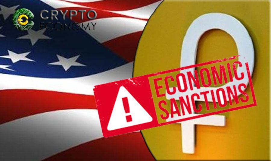 Petro sanciones