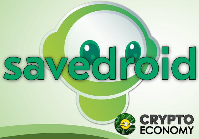 Savedroid makes think that it is scam to give lesson to his investors