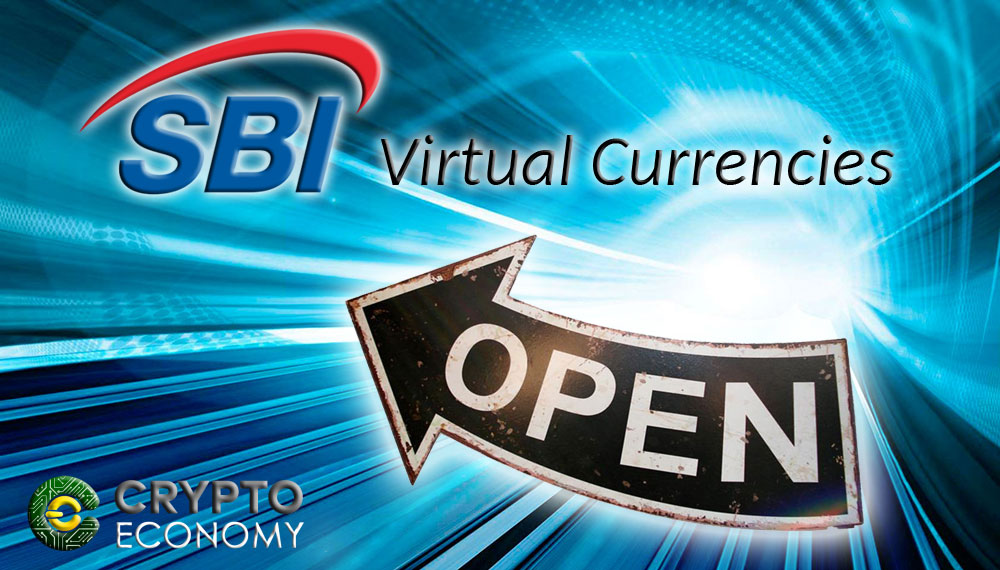 SBI Holdings opens its cryptoexchange VCTRADE to the public