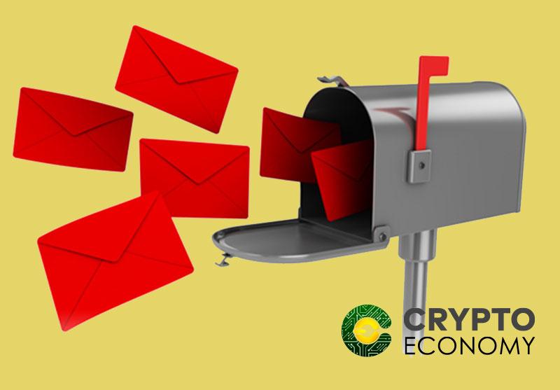SEC mail ICO