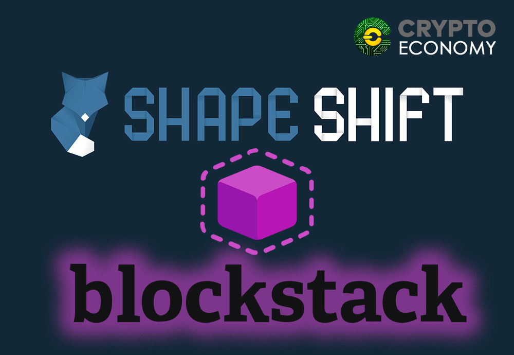 Blockstack and Shapeshift are offering $ 50,000 to developers