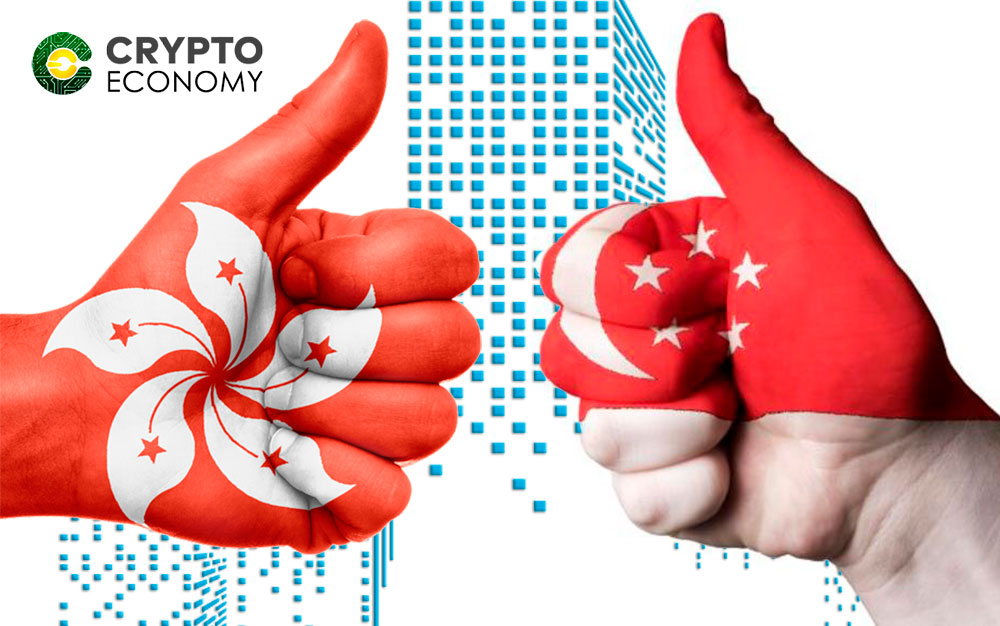 The mecha of ICO in Asia: Hong Kong and Singapore