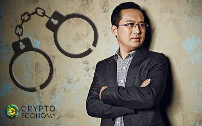 OKEx Founder detained in China for alleged crypto fraud