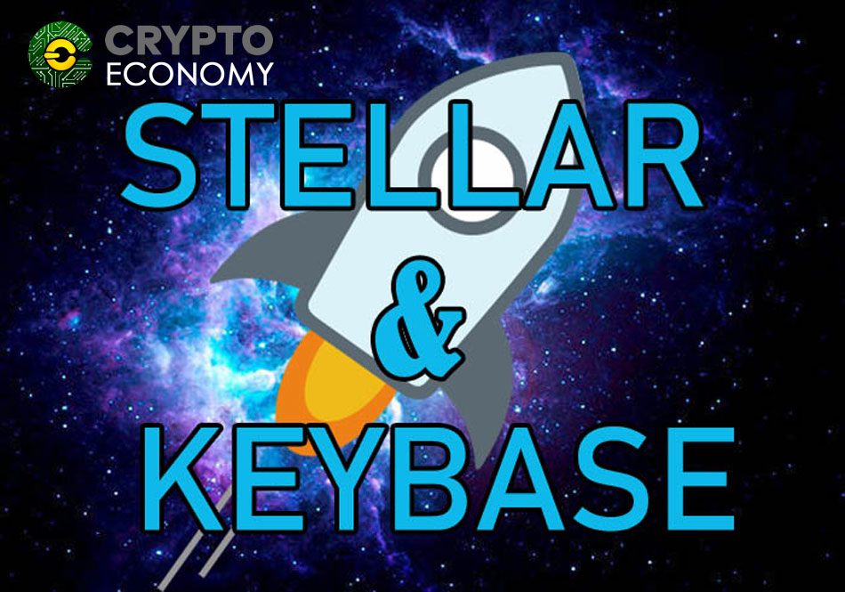 Stellar y Keybase alliance